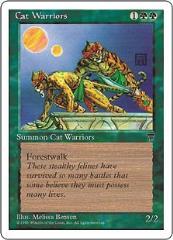 Cat Warriors (C)