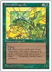 Emerald Dragonfly (C)