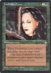 Forbidden Lore (R)