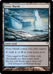 Frost Marsh (U)