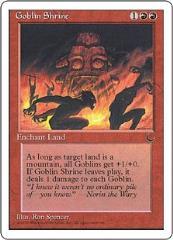 Goblin Shrine (C)