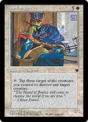 Hand of Justice (U1)