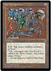 Icy Manipulator (U)