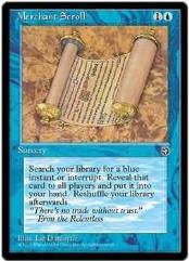 Merchant Scroll (C)