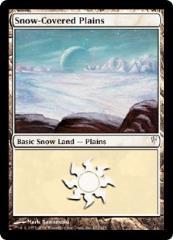 Snow-Covered Plains (C)