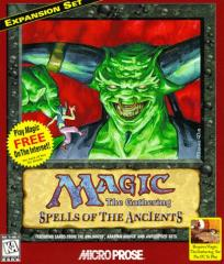 Magic the Gathering - Spells of the Ancients