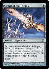 Sword of the Paruns (R)