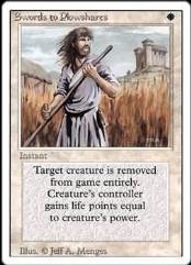Swords to Plowshares (U)