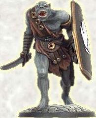 Isengard Orc Warrior