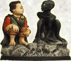 Gollum & Bilbo