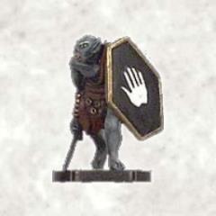 Isengard Orc w/Scimitar
