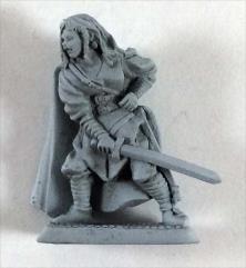 Female Warrior #1