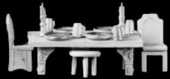 Accessories - Table, Chairs, Dinner Ware