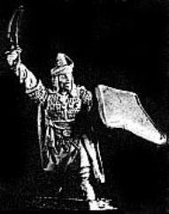 Haradan Captain #1