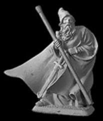 Gandalf at Orthanc