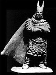 Mannish Captain of Orthanc