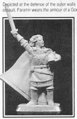 Faramir at Osgiliath