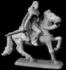Celeborn - Mounted