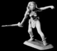 Elvish Female Adventurer
