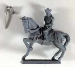 "Turin ""Black-Sword"" Mounted #1"
