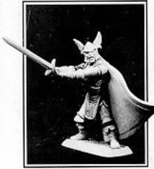 Noldo - Elven Warrior