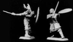Rohir Foot Warrior & Dunlending