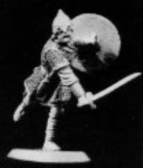 Rohir Foot Warrior w/Longsword