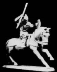 Charging Rohir Warrior w/Spear