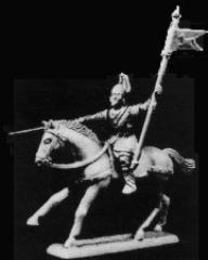 Rohir Standard Bearer - Mounted