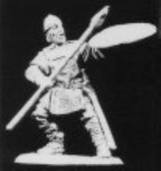Rohir Foot Warrior w/Spear