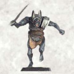 Morgul Orc w/Scimitar