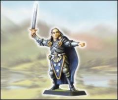 Celeborn in Armor
