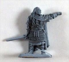 Tardegil the Army Captain #1