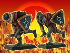 Orc Infantry w/Scimitars