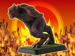 Werewolf Running