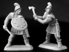 Infantry w/2-Handed Sword & Axe