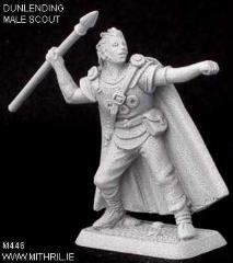 Dunlending Male Scout
