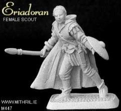 Eriadoran Female Scout