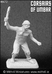 Slave Oarsman w/Axe