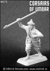Seaman w/Spear