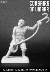 Seaman w/Grappling Hook