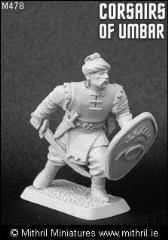 Marine - Advancing w/Sword