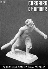 Oarsman w/Cudgel