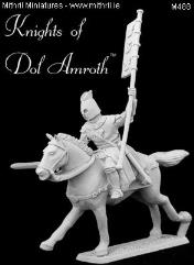 Dol Amroth Standard-Bearer - Mounted