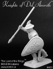 Dol Amroth Spearman - Advancing w/Spear Raised