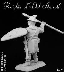 Dol Amroth Spearman w/Raised Spear