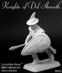 Dol Amroth Spearman - Advancing w/Lowered Spear #2