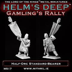 Half-Orc Standard-Bearer