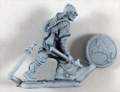 Rohirrim Foot Warrior #1