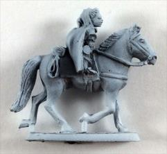 Hobbit Scout on Pony #1